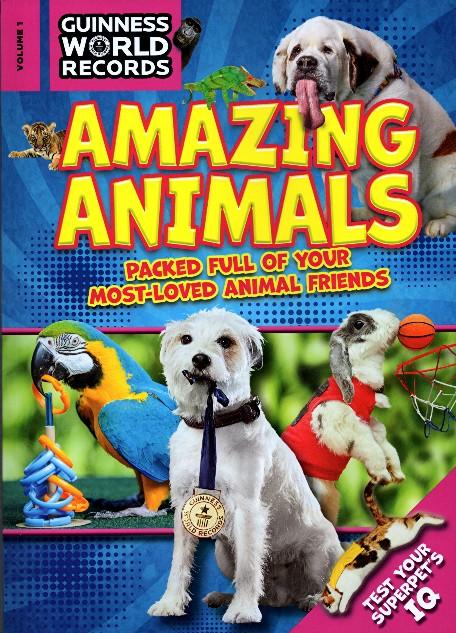Guinness World Records - Amazing Animals 2018