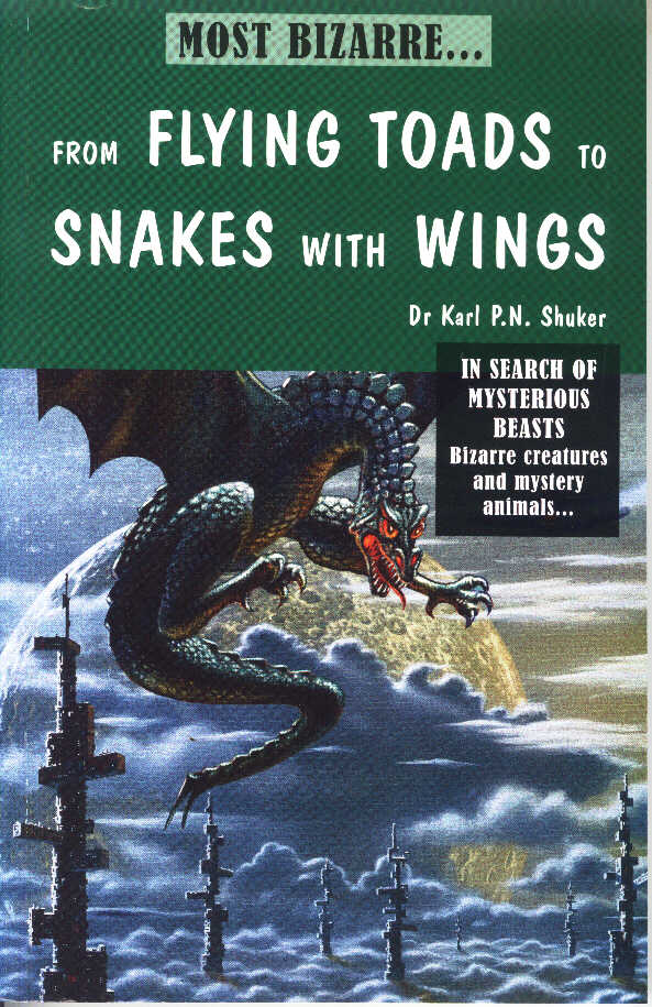 From Flying Toads To Snakes With Wings