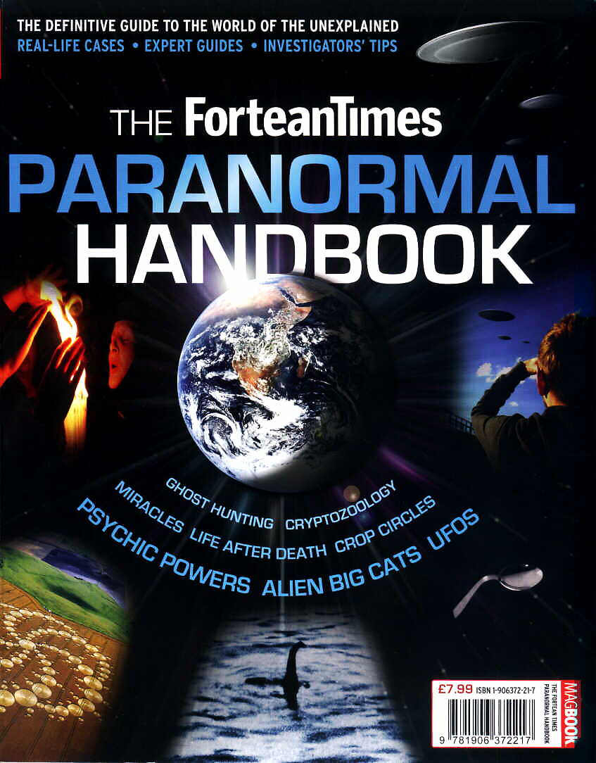 The Fortean Times Paranormal Handbook