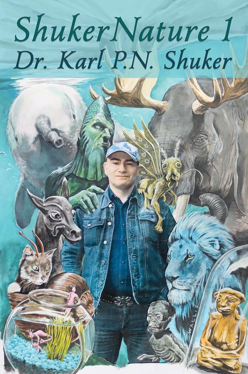ShukerNature - Book 1