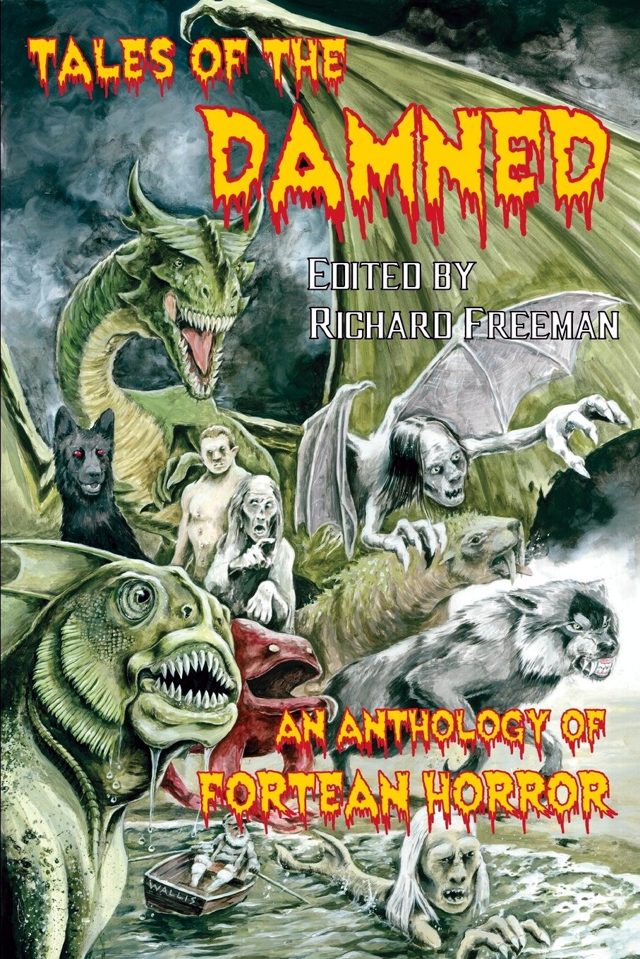 Tales of the Damned: An Anthology of Fortean Horror